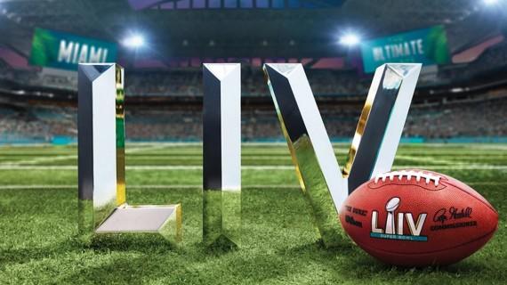 Super Bowl 2020 Marketing Strategy Banner
