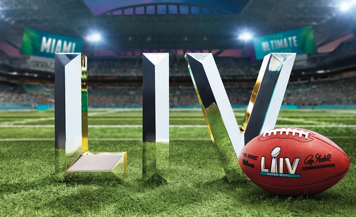Super Bowl 2020 Marketing Strategy Banner